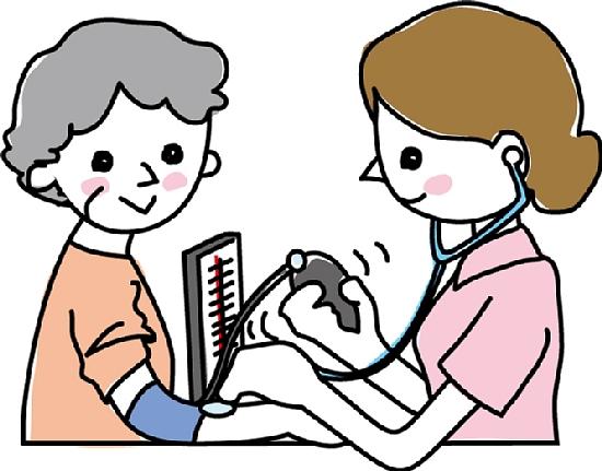 血圧高めの人