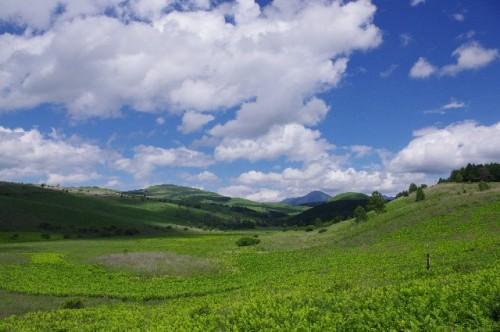 田舎暮らし、高原