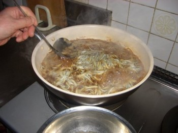 いかなごのくぎ煮の作り方-4