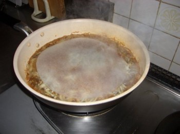 いかなごのくぎ煮の作り方-5