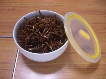 いかなごのくぎ煮の作り方-8