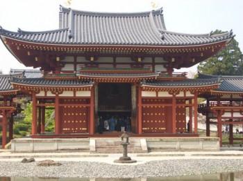 鳳凰堂(阿弥陀堂)中堂