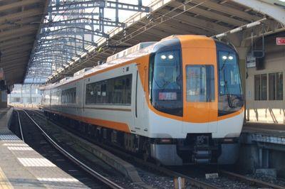 近鉄特急電車