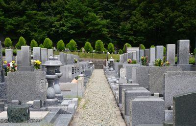 お墓の管理